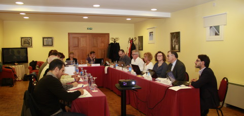 Spain – 1st TRANSNATIONAL MEETING