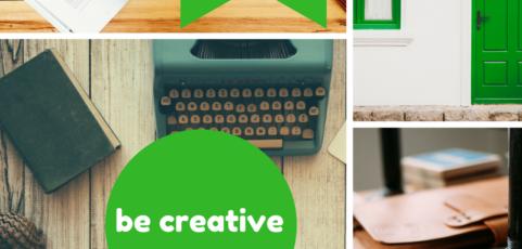 Create a creative presentation? It is simple